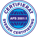 AFS 2001:1