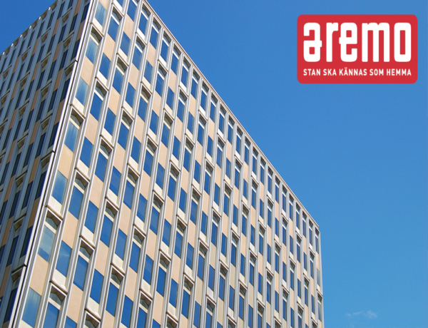 Grattis Jönköping & Stockholm, Aremo satsar nu stort på rengöring med ultrarent vatten