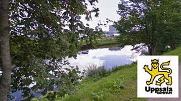 Uppsala kommun gav förtroendet till Aremo för att ta bort klotter