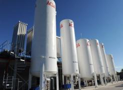 Fortsatt förtroende från AGA Gas AB