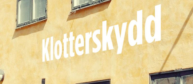 Bild på Klotterskydd